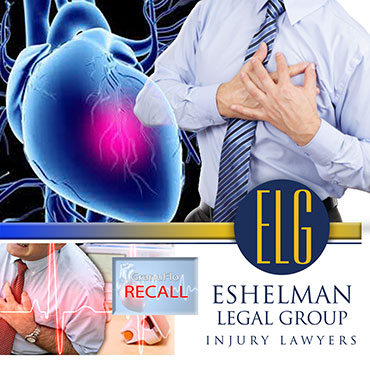 GranuFlo FDA Recall, Eshelman Legal Group, Canton Injury Lawyers